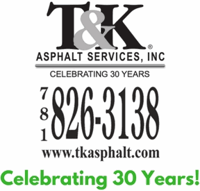 T&K Asphalt Services - Celebrating 30 years