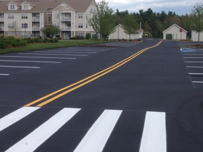 Parking Lot Paving