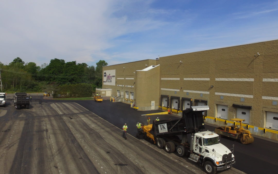 Why You Should Get Your Commercial Lot Paved Right Away