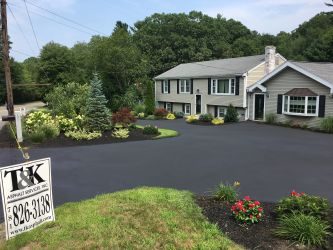 Residential Sealcoating by T&K Asphalt Services