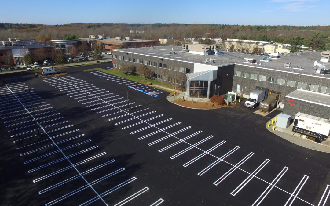 How An Asphalt Parking Lot Can Benefit Both Customers and Businesses