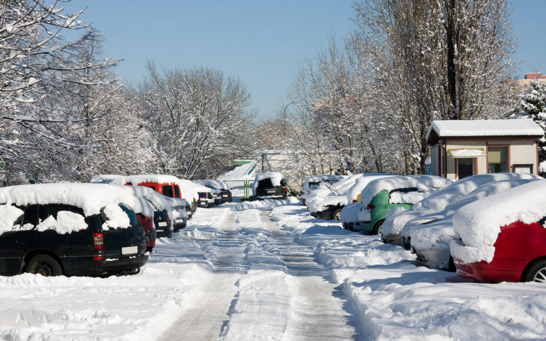 How Does Snow Affect Asphalt?