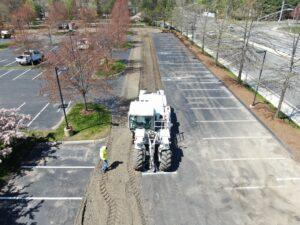 pulverizing asphalt